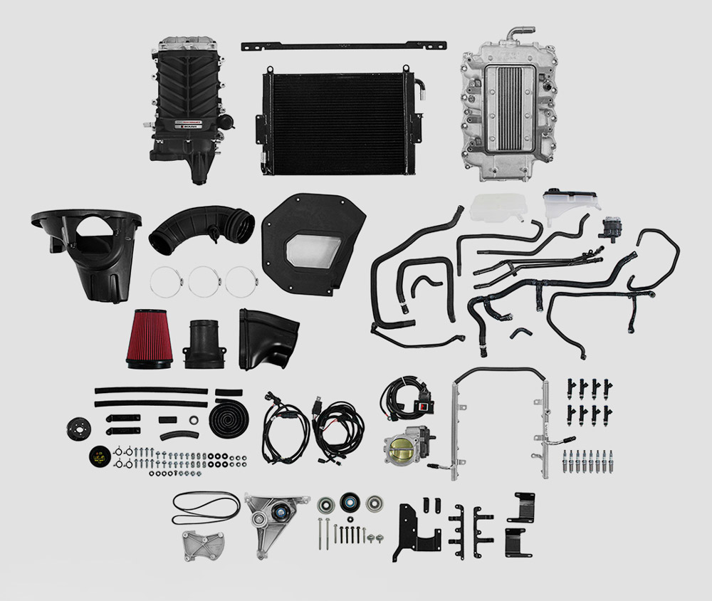 2015 Mustang Procharger Intercooler: POWER & PERFORMANCE