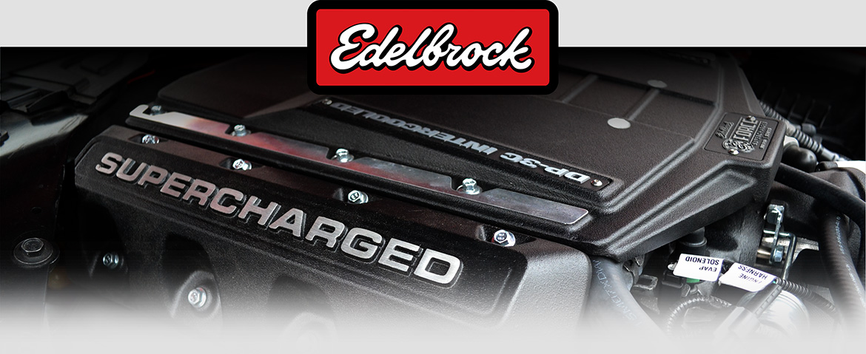 Edelbrock Superchargers